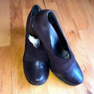 Dansko Brown Comfortable Heels